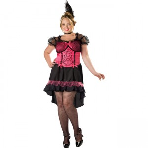 Plus Size Moulin Rouge Costumes