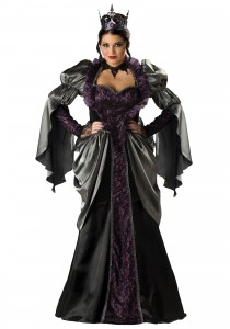 Plus Size Queen Costume