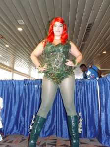 Poison Ivy Costume Plus Size