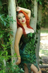 Poison Ivy Costume Women