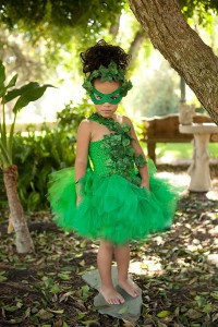 Poison Ivy Costume for Kids