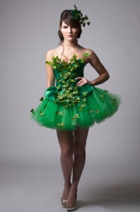 Poison Ivy Costume for Women