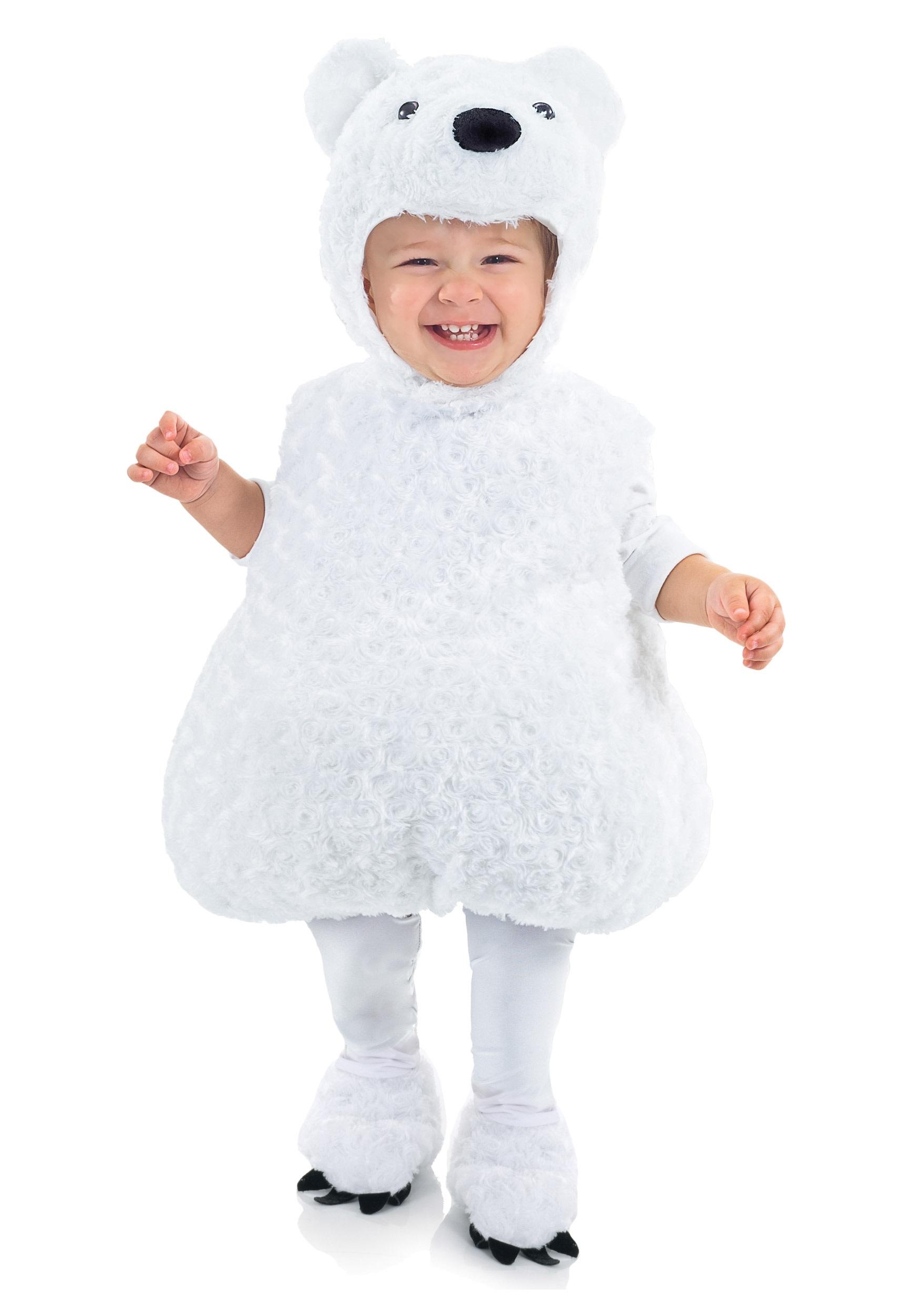 Polar Bear Costume Costumes Fc