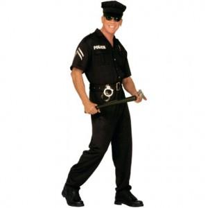 Police Officer Costume for Men