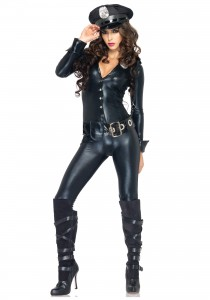 Police Officer Costume for Women