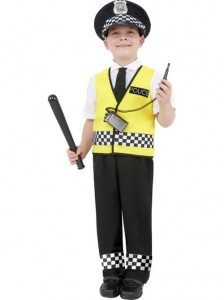 Police Officer Costumes for Kids