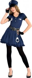 Police Officer Costumes for Women