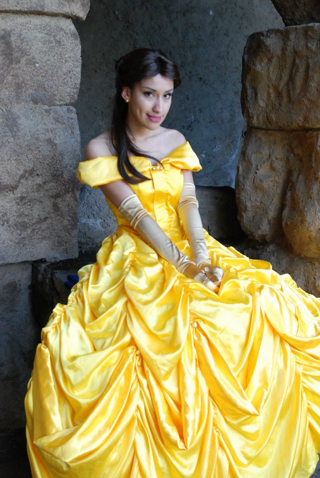 Princess Belle Costume TeenagersPrincess Belle Costume