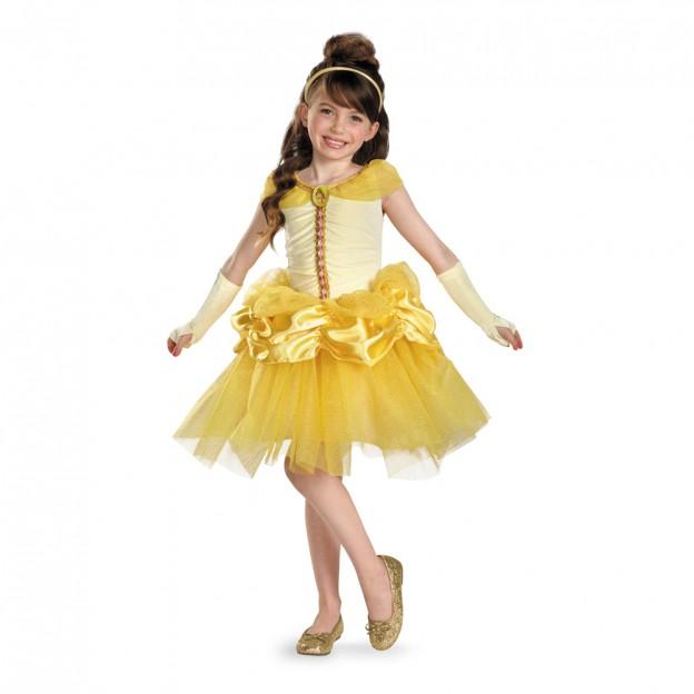 Princess Belle Costume for Kids