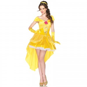Princess Belle Costume for Women