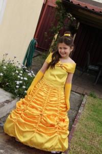 Princess Belle Costumes