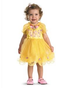 Princess Belle Toddler Costume