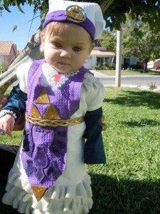 Princess Zelda Costume for Kids