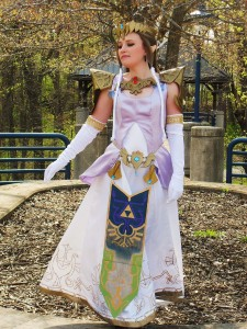 Princess Zelda Costume for Women