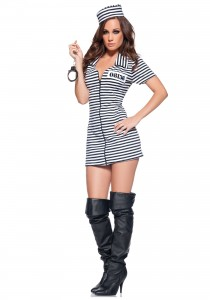 Prisoner Costumes for Women