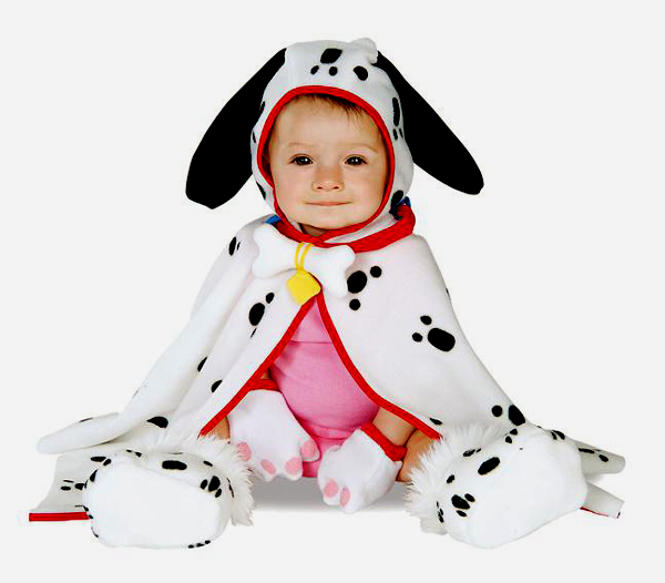Puppy Halloween Costume For Baby