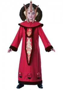 Queen Amidala Costume for Kids