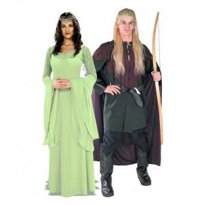 Queen Arwen Costume