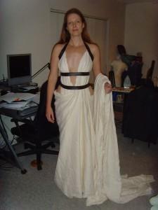 Queen Gorgo Costume