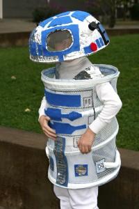 R2d2 Child Costume