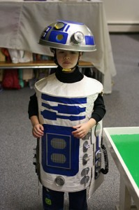 R2d2 Kids Costume