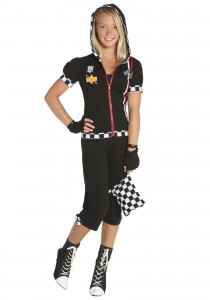 Race Car Driver Costume Kids