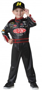 Race Car Driver Costume Toddler
