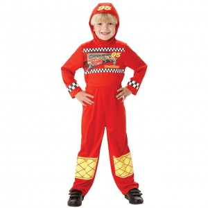 Race Car Driver Kids Costume
