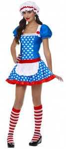 Rag Doll Costume Ideas