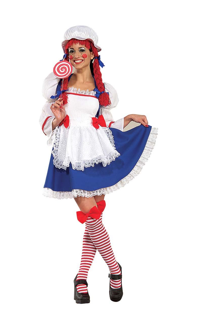 Annabelle Halloween Costume
