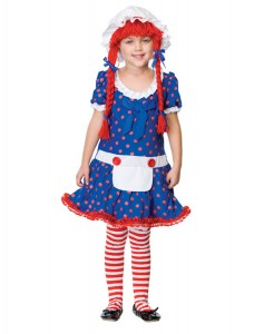 Rag Doll Costumes for Kids
