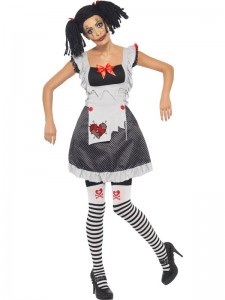 Rag Doll Halloween Costume
