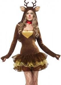 Reindeer Costume Women