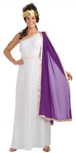 Roman Princess Costume