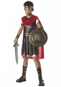 Roman Soldier Costume for Kids