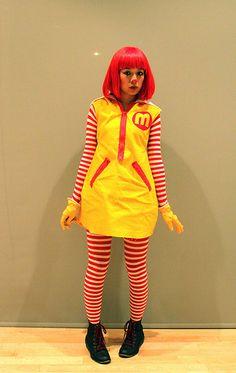 Ronald Mcdonald Costumes Costumes Fc