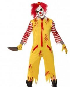 Ronald Mcdonald Halloween Costume