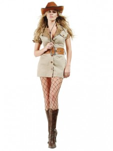 Safari Costume Women