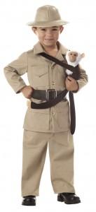 Safari Costume for Kids