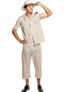 Safari Costume for Men