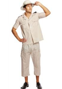 Safari Costume for Men