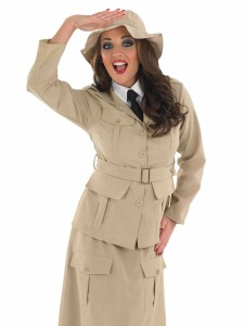 Safari Costumes for Women