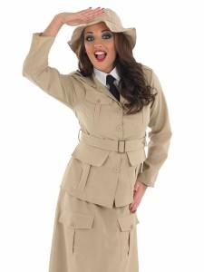 Safari Costumes for Women