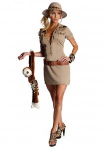 Safari Girl Costume