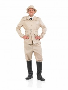 Safari Hunter Costume