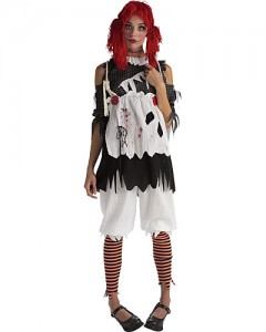 Scary Rag Doll Costume
