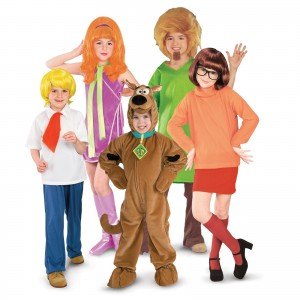 Scooby Doo Characters Costumes
