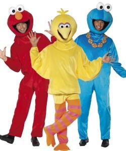 Sesame Street Costumes