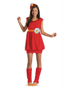 Sesame Street Costumes for Girls
