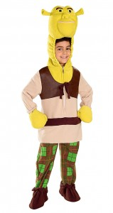 Shrek Costumes for Kids